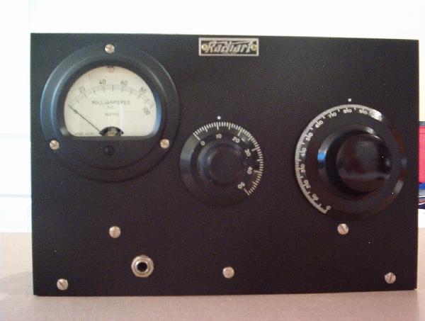 6L6 Transmitter